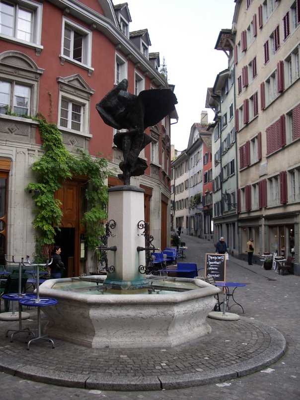 Zurich - charm in all the right places...