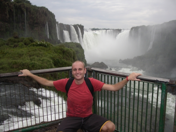 Foz de Iguaçu - over 275 waterfalls all in one glorious place